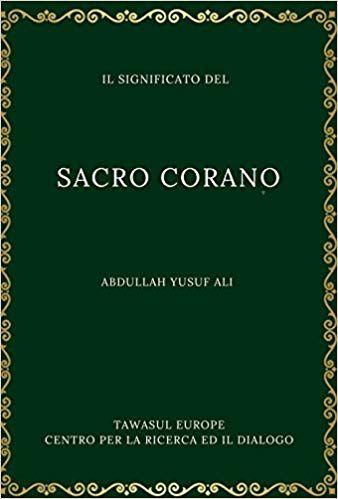 SCARICARE IL CORANO IN ITALIANO GRATIS