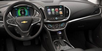 2018 Volt Plug In Hybrid Interior Photo Front Dashboard Hybrid