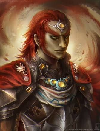 What's a king without his queen    (yandere!Ganondorf x female