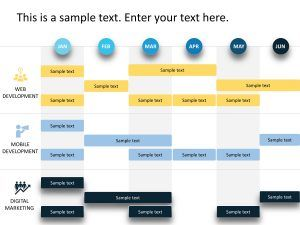 use product roadmap powerpoint template to illustrate the strategy and stages of a s jour with images business templates