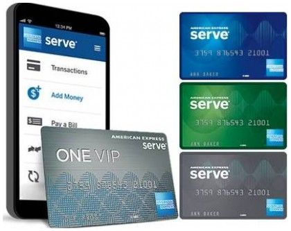 Everything You Need To Know About American Express Serve Card American Express Serve Card Credit Card App Prepaid Debit Cards Discover Credit Card