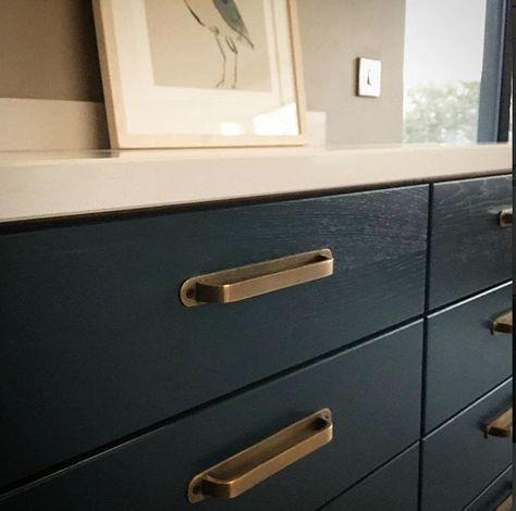 Meuble cuisine armoire tiroir poignée de