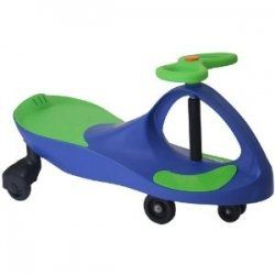 plasma car These cars are great for developing core strength!