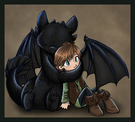 toothless - toothless-the-dragon Fan Art