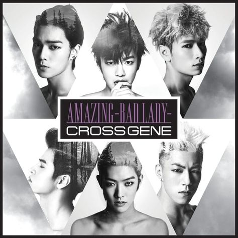 Image result for amazing bad lady cross gene cover