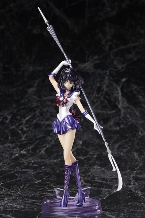P Bandai Figuarts ZERO Sailor Saturn Pretty Guardian Sailor Moon Crystal Figure