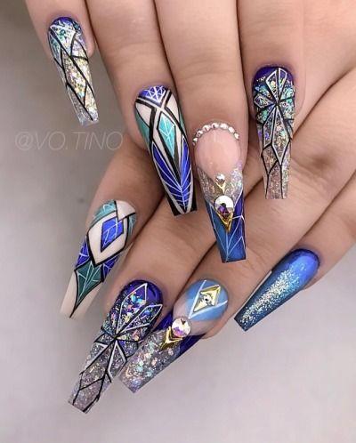 Nail Art Tumblr Cute Nail Designs Tumblr Nail Art Trendy Nails