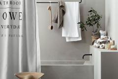 Duschvorhang Flexible Losung Fur Badewanne Dusche Schoner