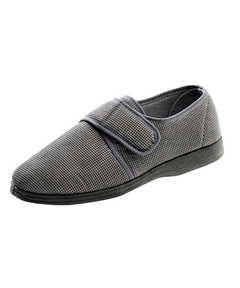 Men's Wide Adjustable Slippers | Mens