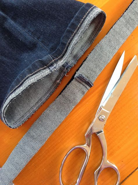 Tips on Hemming Pants With Original Hem |do it yourself divas