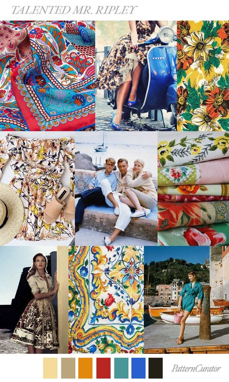 Strong colour palette #FashionTrendsSs17