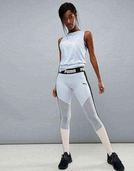 Puma Exclusive To High Waisted Stirrup Leggings | Legging ...