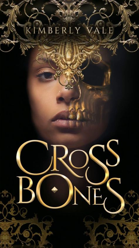 Dark tides are rising. 🏴☠️ Find out who will be the pirate king in Kimberly Vale's epic pirate novel, Crossbones! This action-packed tale is perfect for fans of the Pirates of the Caribbean movie series ☠️