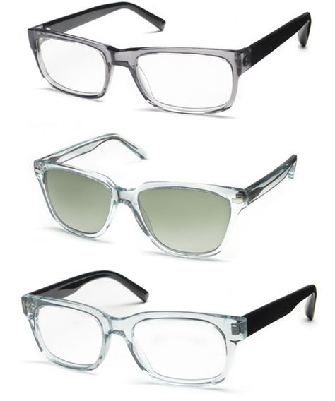 Warby Parker Summer Crystals via Acquire mag. $95-$150