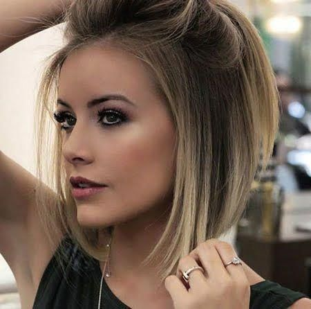 100 New Short Hairstyles for 2019 - Bobs and Pixie Haircuts - . - 100 new short hairstyles for 2019 – bobs and pixie haircuts – -