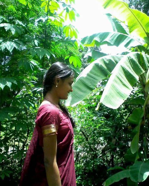 #tb #rakhiday #southindian #attire #greeneery❤ #zeroedits #l4l #dreamland #greenland #marrongolden❤ Pc:secret_cam😄