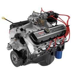 Chevrolet Performance Zz502 C I D Deluxe Engine Assemblies