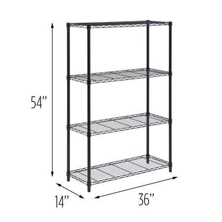 Home Adjustable Shelving Shelves Storage Shelves