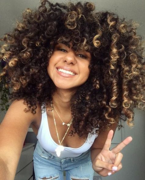 naturalchixs Highlight Curls...
