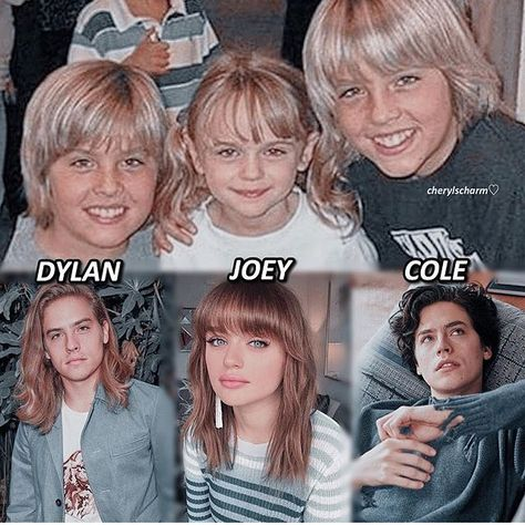 #colesprouse #dylansprouse #joeyking cr