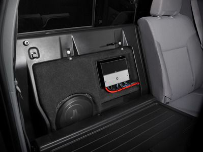Sb T Tacdc12 10tw3 Stealthbox For 2012 2015 Toyota Tacoma Double