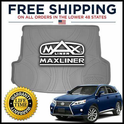 Ad Ebay Maxtray All Weather Cargo Trunk Floor Mat Grey For 2010 2015 Lexus Rx350 Rx450 In 2020 Grey Floor Mat Lexus Floor Mats