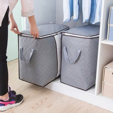 High Capacity Clothes Quilts Storage Bag Folding