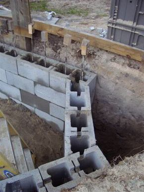 How To Build A Concrete Block Swimming Pool Summervibes Building A Pool Swimming Pool Construction Pool Construction