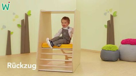 Kuschelhöhle kindergarten  grow.upp - Impressionen | Wehrfritz - Videos | Pinterest
