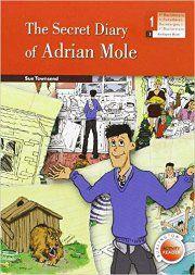 The Secret Diary Of Adrian Mole : secret, diary, adrian, Secret, Diary, Adrian, Townsend, Retold, McGowan,, Burlington,, 2012., British, Teenager,, Mol…, Penguin, Book,, Diary,