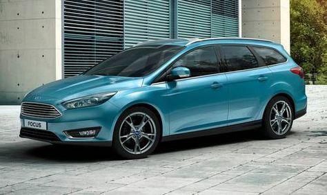 Ford Focussportbreak Exterior Deportivo Y Un Interior Refinado