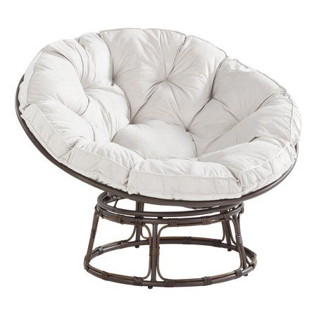Better Homes Gardens Papasan Chair With Cushion Multiple Colors