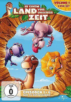 In Einem Land Vor Unserer Zeit Episoden 1 6 3 Dvd Box Neusparen25 Com Sparen25 De Sparen25 Info Dvd Film Dvd Box Und Filme