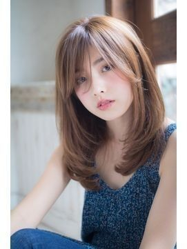31 Latest Korean Medium Length Hairstyle 2018 Medium Length Hair With Bangs Long Face Hairstyles Medium Length Hair Styles