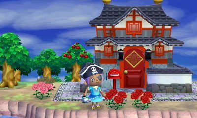 regal house exterior acnl house customization nookipedia the animal