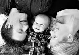 6 month baby picture ideas - Bing Images  So hard to find good poses for this baby age