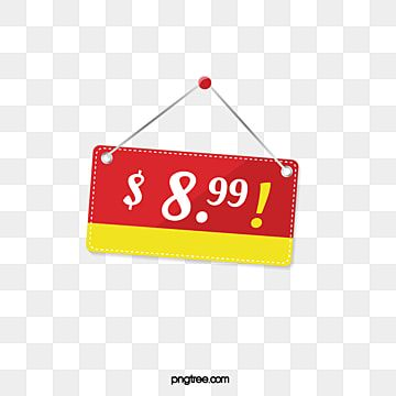 Red Price Tag Tag Clipart Red Free Png And Vector With Transparent Background For Free Download Price Tag Design Digital Labels Png