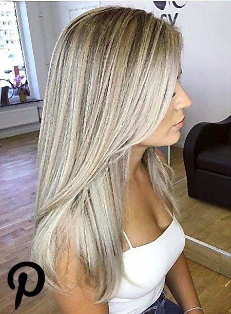 28 Lange Gerade Frisuren 2018 Haarschnitte Lange Blonde Haare