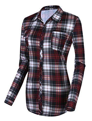 Only Damen Jeansbluse Denim Langarm Shirt Damenbluse Hemdbluse Jeans Bluse Hemd