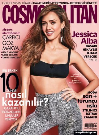 Get your digital subscription/issue of Cosmopolitan Türkiye Magazine on Magzter and enjoy reading the magazine on iPad, iPhone, Android devices and the web.