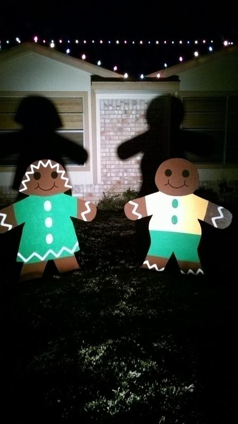 #Baylor colored gingerbread men! #SicEmChristmas