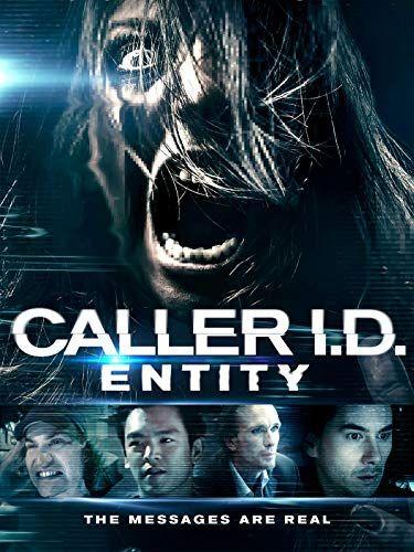 Caller Id Entity 2018 Horror Dvd