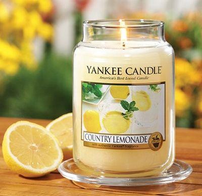Yankee Candle Country Lemonade