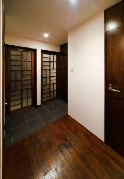 オシャレなドア特集 和モダン トイレ 和モダン 玄関ドア 和モダン 玄関