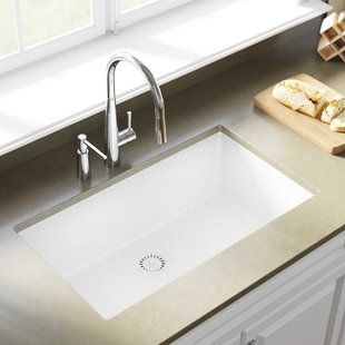 Kitchen Tabletop Wayfair Undermount Kitchen Sinks Drop In