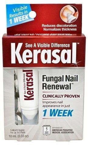 Does Kerasal Work : kerasal, Kerasal, Fungal, Renewal, Treatment, Toenail, Fungus,, Fungus, Remedies,, Remedy