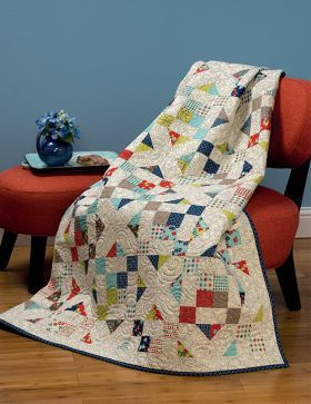 Martingale - Easy Quilts from Precut Fabrics (Print version + eBook bundle)