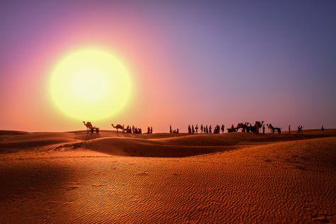Magical Desert by Stefan Schöter on 500px