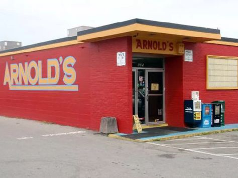 Arnold's Country Kitchen, Nashville. No trip is complete without a pilgrimage to Arnold's