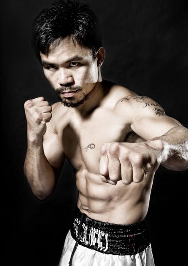 9. Manny Pacquiao...cant wait for him to fight brandon rios!!!! #boxing fever